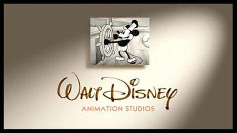 New Walt Disney Animation Studios logo