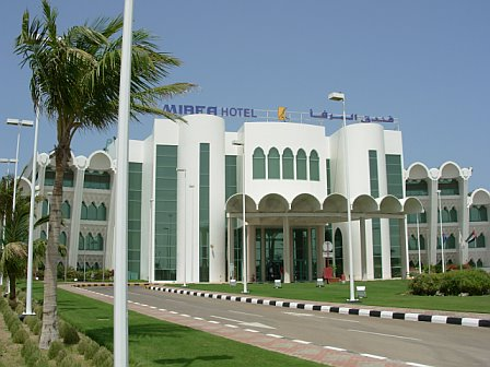 Photo of the Mirfa Hotel, Mirfa, Abu Dhabi