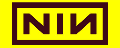 Illustration of the Nine Inch Nails logo