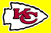 Kansas City Chiefs football team logo