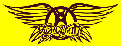 Illustration of Aerosmith logo