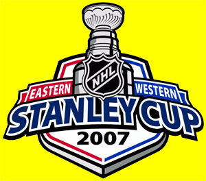 Stanley Cup 2007 Logo