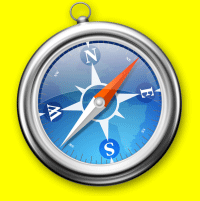Apple's Safari logo