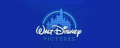 Old Walt Disney Pictures Logo