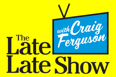 The Late Late Show with Craig Ferguson Logo