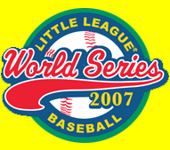 2007 Little League World Series logo
