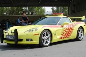 Dubai Civil Defence Corvette