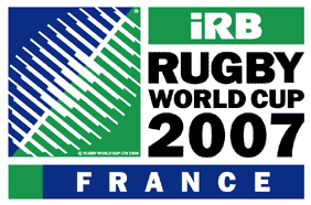 2007 Rugby World Cup Logo