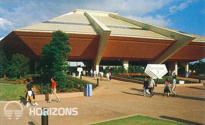 Horizons at EPCOT Center