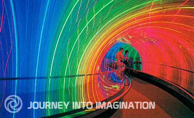 Journey into Imagination at EPCOT Center