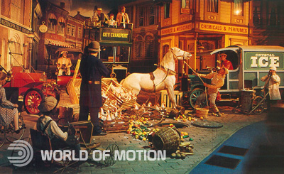 World of Motion at EPCOT Center