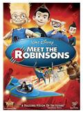 Meet the Robinsons DVD box