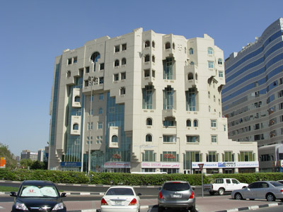 Dubai Ministry of Foreign Affairs Building