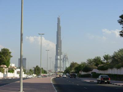Burj Dubai Photo