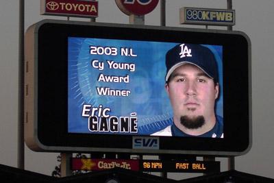 Dodgers v Yankees