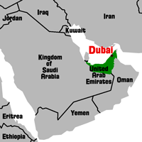 Gulf Map