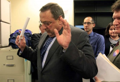 Paul LePage is Angry
